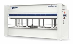 PRESSA A CALDO SERGIANI GS 6/90 3000X1300 PA